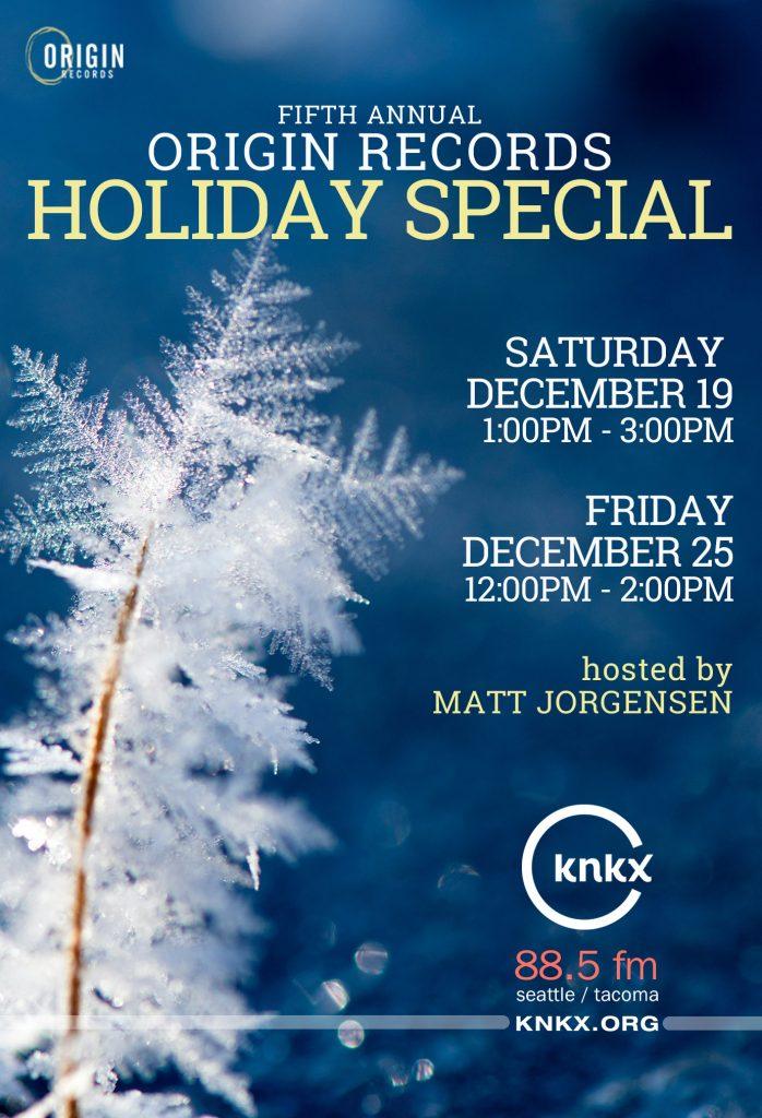 Origin Records Holiday Show
